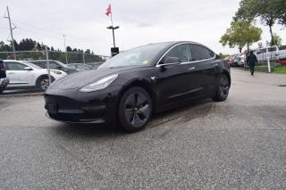 Used 2019 Tesla Model 3 STANDARD RANGE PLUS, RWD for sale in Coquitlam, BC