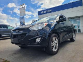 Used 2012 Hyundai Tucson GLS AWD LEATHER/ALLOYS/HEATEDSEATS/FOGLIGHTS for sale in Edmonton, AB