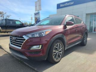 Used 2020 Hyundai Tucson LUXURY- PUSH BUTTON/LEATHER/PANORAMIC SUNROOF/APPLE CAR PLAY/BACK UP CAM for sale in Edmonton, AB