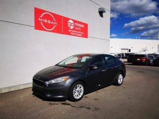 Used 2016 Ford Focus SE / Heated Seats / Bluetooth / No Accidents / CD Player for sale in Edmonton, AB