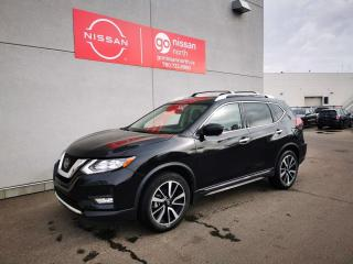 Used 2018 Nissan Rogue SL/AWD/LEATHER/PANO ROOF/NAV/DRIVERS ASSIST for sale in Edmonton, AB
