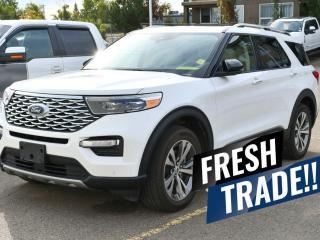 Used 2020 Ford Explorer Platinum for sale in Red Deer, AB