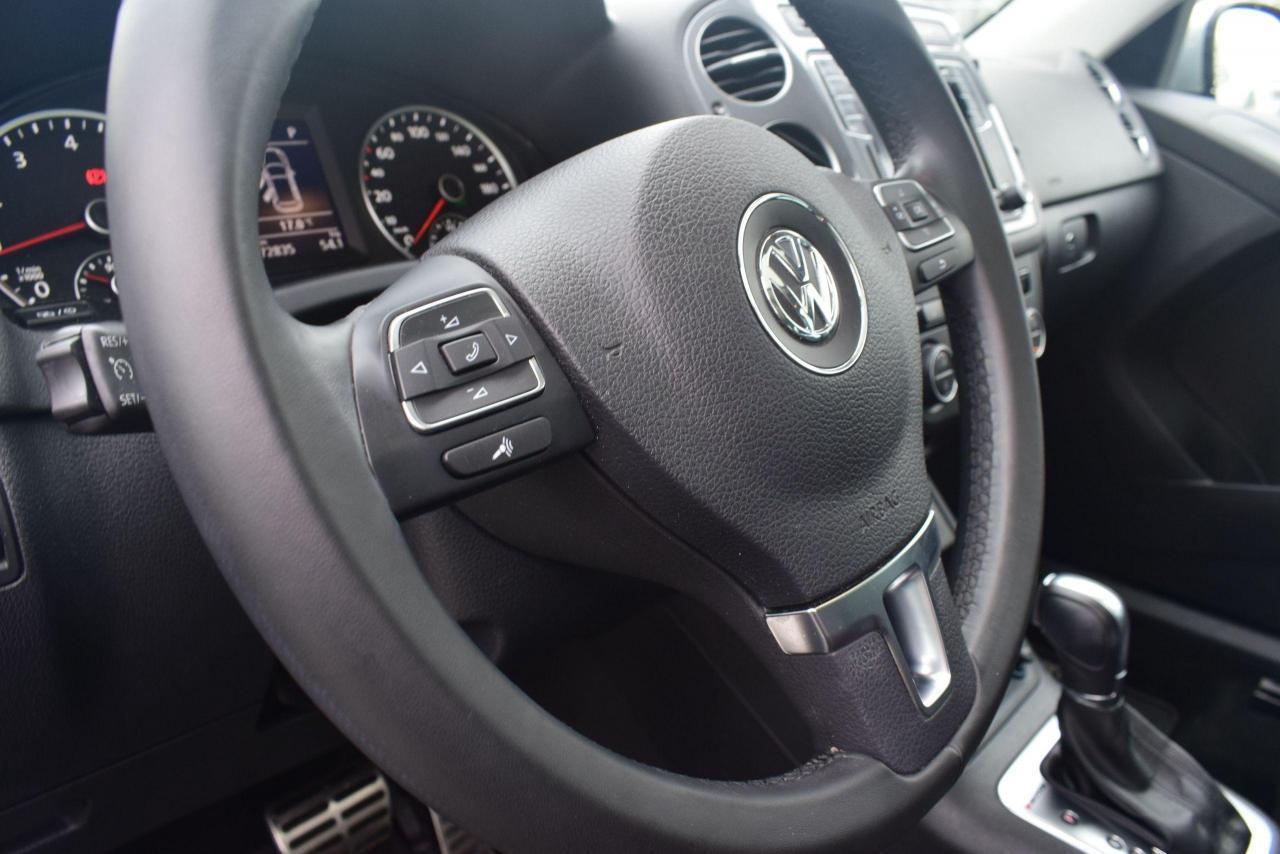 2017 Volkswagen Tiguan WOLFSBURG EDITION, 4MOTION ADR