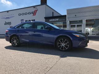 Used 2015 Toyota Camry SE for sale in Aylmer, ON
