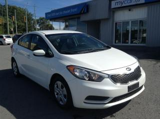 Used 2016 Kia Forte 1.8L LX A/C POWER GROUP. BLUETOOTH. for sale in Kingston, ON