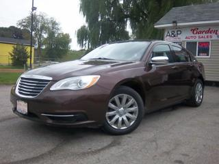 Used 2012 Chrysler 200 LX for sale in Oshawa, ON