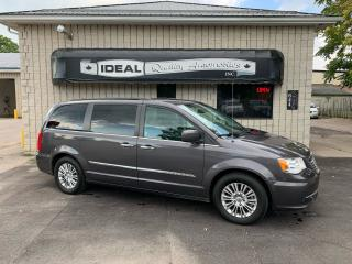 Used 2015 Chrysler Town & Country TOURING for sale in Mount Brydges, ON