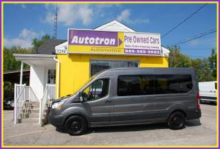 Used 2015 Ford Transit 350 2015 Ford transit 350 long mid for sale in Woodbridge, ON