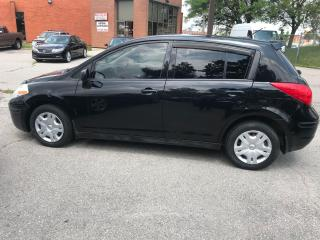 Used 2012 Nissan Versa AUTO,HATCHBACK,COLD A/C,GAS SAVER, for sale in Toronto, ON