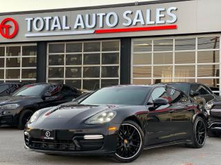 Used 2018 Porsche Panamera 4 | SPORT EXHAUST | 21IN RIMS | LIKE NEW for sale in North York, ON
