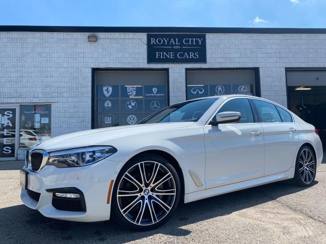 2018 BMW 5 Series 540i xDrive M-Sport/ One Owner Clean Carfax