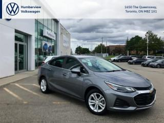 Used 2019 Chevrolet Cruze LT LOW LOW KM 1 OWNER CERTIFIED for sale in Toronto, ON