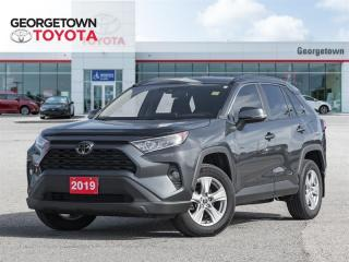 Used 2019 Toyota RAV4 XLE for sale in Georgetown, ON