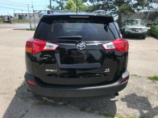 Used 2013 Toyota RAV4  AWD AWD,4 CYLINDER,ROOF RACK,BACK UP CAM,AMAZING DRIVE for sale in Toronto, ON