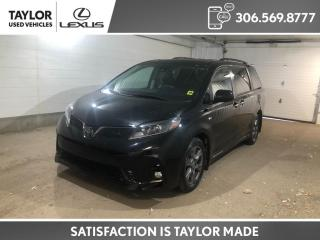 Used 2020 Toyota Sienna SE 7-Passenger SE WITH TECHNOLOGY PACKAGE AWD! for sale in Regina, SK