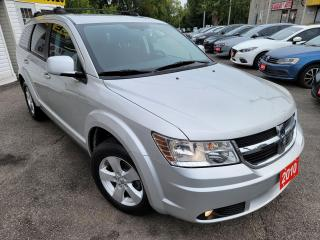 Used 2010 Dodge Journey SXT/LOADED/FOG LIGHTS/ALLOYS/ VERY CLEAN for sale in Scarborough, ON