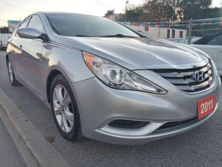 Used 2011 Hyundai Sonata GL-EXTRA CLEAN-176K-BLUETOOTH-AUX-USB-ALLOYS for sale in Scarborough, ON
