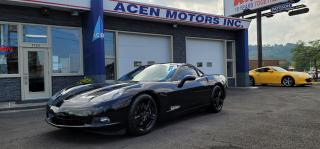 Used 2005 Chevrolet Corvette Coupe / MT / Glass Top Only 36,000 km for sale in Hamilton, ON