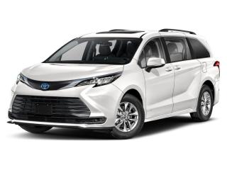 New 2021 Toyota Sienna LE 8-Passenger for sale in Ancaster, ON