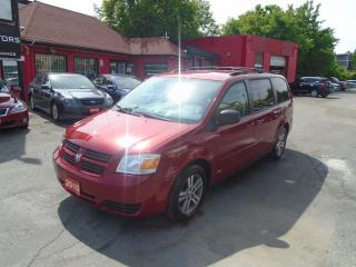 Used 2010 Dodge Grand Caravan SE/ REMOTE START / NEW BRAKES / A/C/ SUPER CLEAN / for sale in Scarborough, ON
