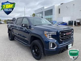 Used 2020 GMC Sierra 1500 AT4 | ONE OWNER | CLEAN CARFAX | ALLOYS | KEYLESS ENTRY | POWER WINDOWS AND LOCKS | for sale in Barrie, ON