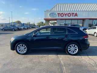 Used 2013 Toyota Venza AWD LEATHER for sale in Cambridge, ON
