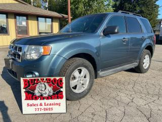 Used 2012 Ford Escape XLT for sale in Glencoe, ON
