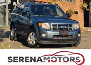 Used 2012 Ford Escape XLT | V6 | BLUETOOTH | ONE OWNER | NO ACCDIDENTS for sale in Mississauga, ON