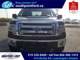 Used 2014 Ford F-150 XLT XTR|4X4|5.0L|TOW PACKAGE|CRUISE|REAR CAMERA for sale in Leamington, ON