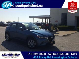 Used 2018 Mazda CX-3 GX|CRUISE CONTROL|BLUETOOTH for sale in Leamington, ON