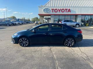 Used 2017 Toyota Corolla XSE LEATHER NAVIGATION for sale in Cambridge, ON