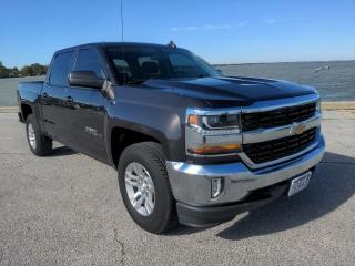 Used 2016 Chevrolet Silverado 1500 1LT 4x4 Bluetooth/CarPlay Rear Cam Six Seats for sale in Belle River, ON