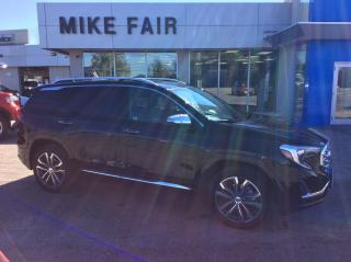 Used 2020 GMC Terrain Denali AWD, Power Sunroof, Remote Start, Auto Climate Control, HD surround Vision for sale in Smiths Falls, ON