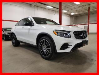 Used 2019 Mercedes-Benz GL-Class GLC300 4MATIC COUPE NIGHT PREMIUM LED for sale in Vaughan, ON