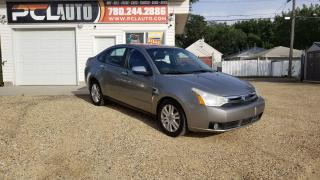 Used 2008 Ford Focus SES for sale in Edmonton, AB