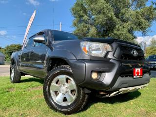 Used 2013 Toyota Tacoma TRD DOUBLE CAB for sale in Guelph, ON