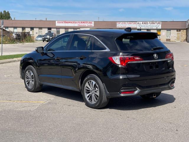 2018 Acura RDX Elite Navigation/Sunroof/Camera Photo4