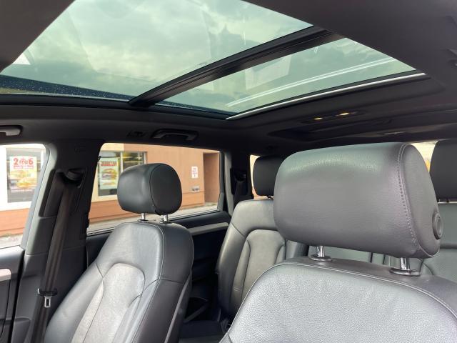 2012 Audi Q7 3.0L Sport Navigation/Panoramic Sunroof/Camera Photo10