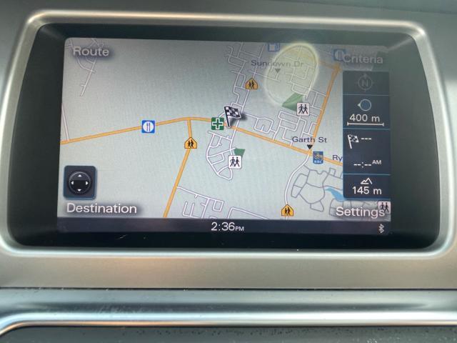 2012 Audi Q7 3.0L Sport Navigation/Panoramic Sunroof/Camera Photo12