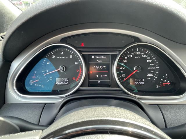2012 Audi Q7 3.0L Sport Navigation/Panoramic Sunroof/Camera Photo16