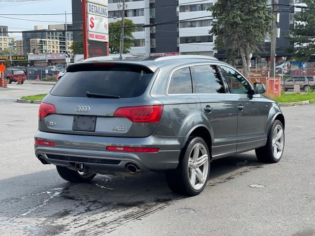 2012 Audi Q7 3.0L Sport Navigation/Panoramic Sunroof/Camera Photo6