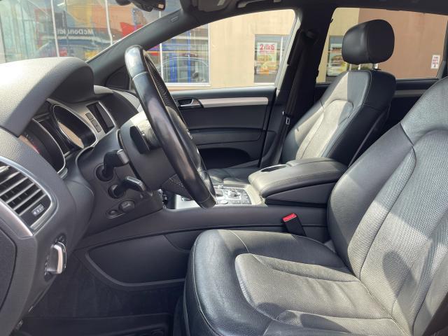 2012 Audi Q7 3.0L Sport Navigation/Panoramic Sunroof/Camera Photo9