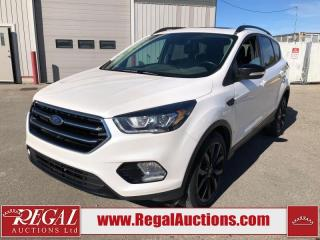 Used 2017 Ford Escape Titanium 4D Utility 4WD 2.0L for sale in Calgary, AB