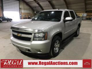 Used 2009 Chevrolet Avalanche 1500 LTZ 4D Utility 4WD for sale in Calgary, AB