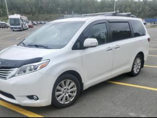 Used 2015 Toyota Sienna Limited  AWD NAVIGATION /PANORAMIC SUNROOF /DVD for sale in North York, ON
