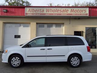 Used 2014 Dodge Grand Caravan SE MINI VAN for sale in Edmonton, AB