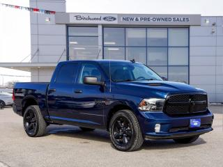 Used 2021 RAM 1500 Express NIGHT EDITION | 20'S for sale in Winnipeg, MB