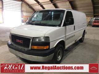 Used 2007 GMC G2500 Vans SAVANA 4D VAN RWD for sale in Calgary, AB
