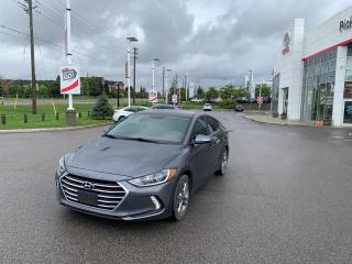 Used 2017 Hyundai Elantra 4DR SDN AUTO GL for sale in Pickering, ON