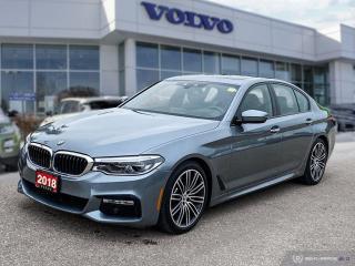 Used 2018 BMW 5 Series 540i xDrive M-Sport! Enhanced! for sale in Winnipeg, MB